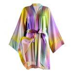 Yetişkin Kimono Kısa Açık